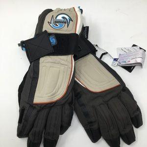 NWT TCM Boarding Division gloves Ski Snowboard 9.5